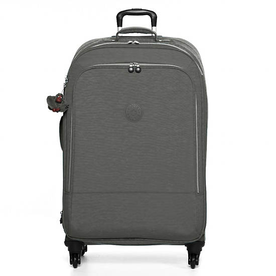 Yubin 81 Spinner Luggage,Celo Grey,large