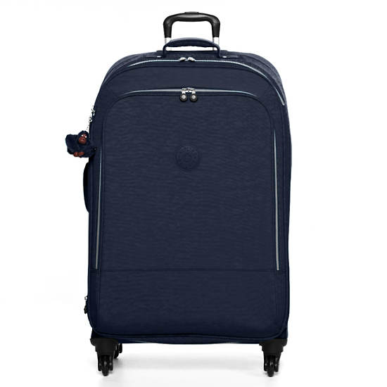 Yubin 81 Spinner Luggage,True Blue,large