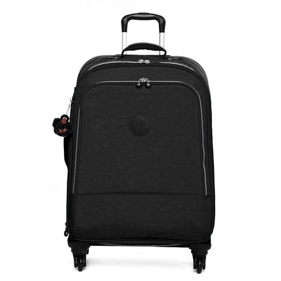 Yubin 69 Spinner Luggage,Black,large