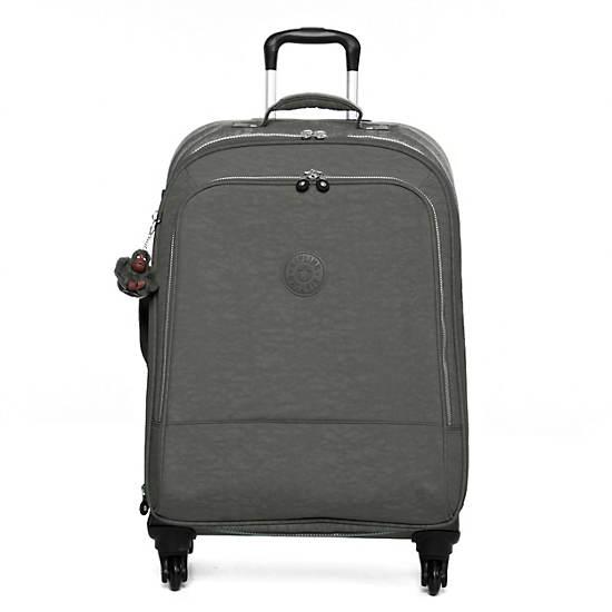 Yubin 69 Spinner Luggage,Celo Grey,large