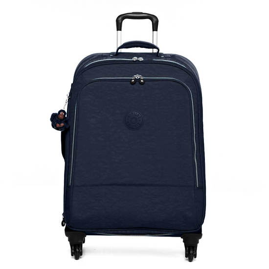 Yubin 69 Spinner Luggage,True Blue,large