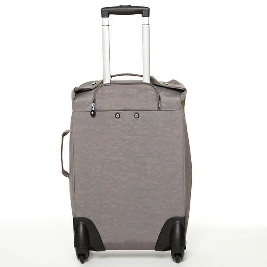 Darcey Small Carry-On Wheeled Luggage,Black,large
