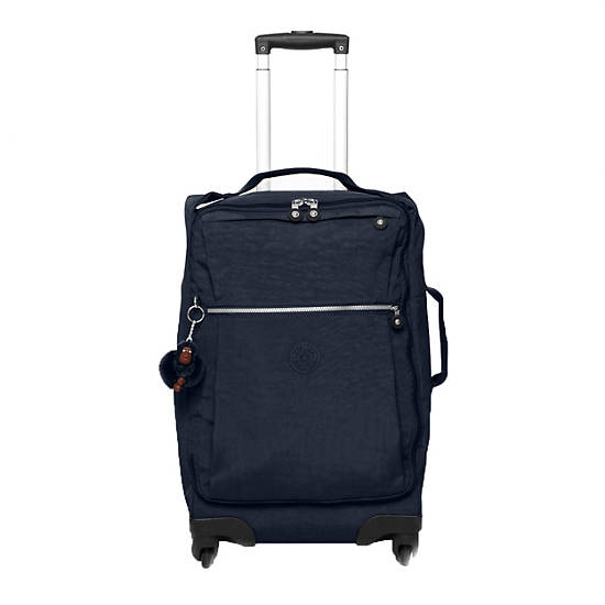 Darcey Small Wheeled Luggage,True Blue,large