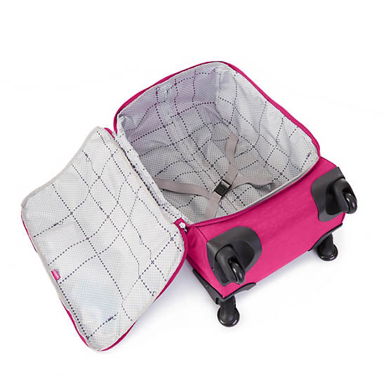 Darcey Small Wheeled Luggage,Very Berry,large