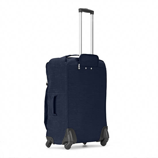 Darcey Medium Wheeled Luggage,True Blue,large