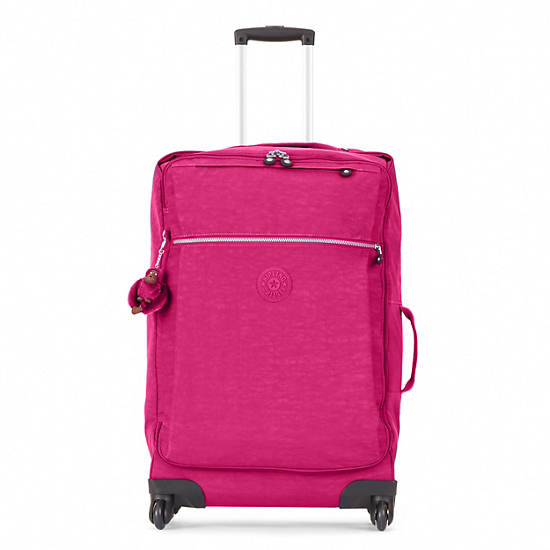 Darcey Medium Rolling Luggage,Very Berry,large