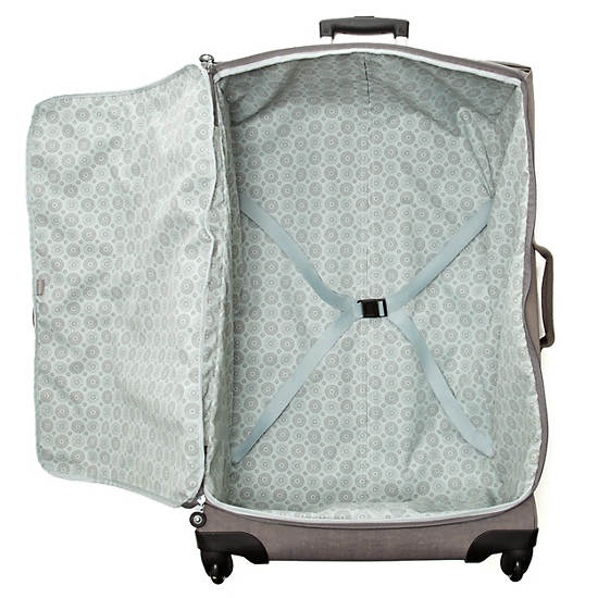 Darcey Large Rolling Luggage,True Blue,large