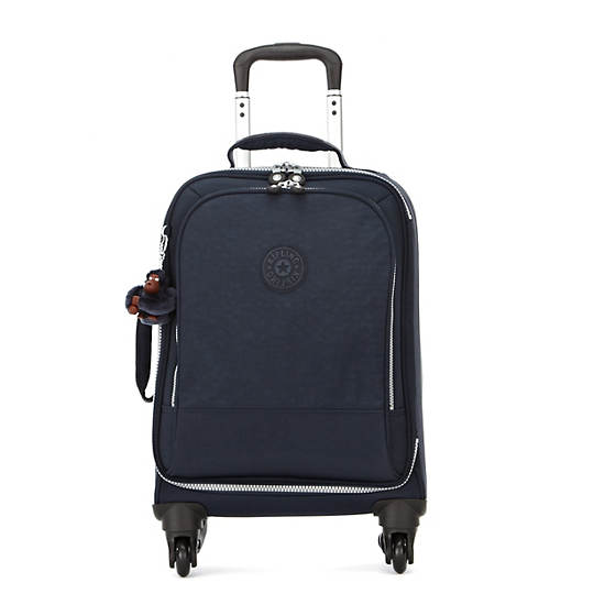 Yubin 55 Spinner Luggage,True Blue,large