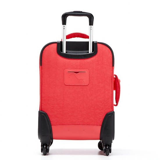 Yubin 55 Spinner Luggage,Vibrant Pink,large