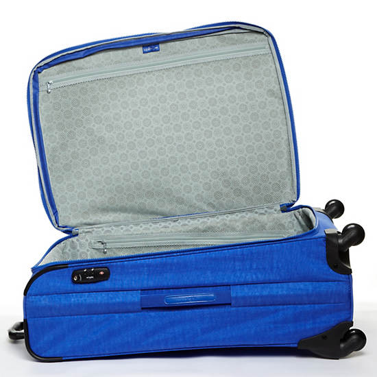 Florida Lite Large Expandable Luggage,Glacier Blue,large