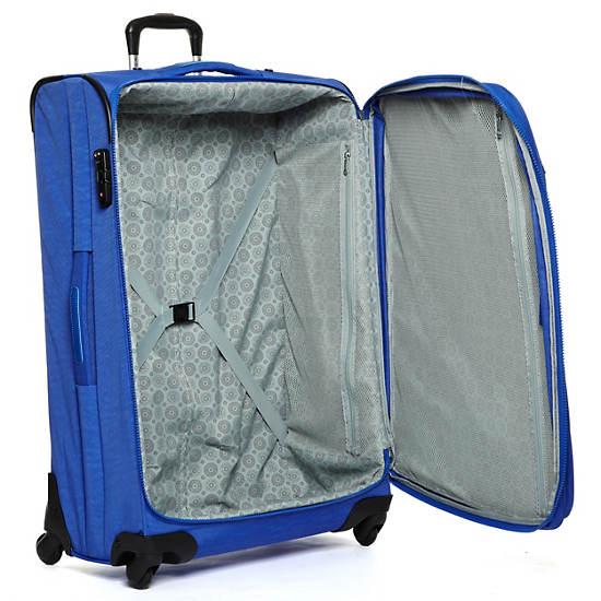 Florida Lite Large Expandable Luggage,Glacier Blue,large