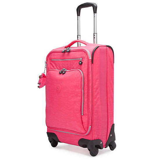 New York Lite Carry-On Rolling Luggage,True Blue,large