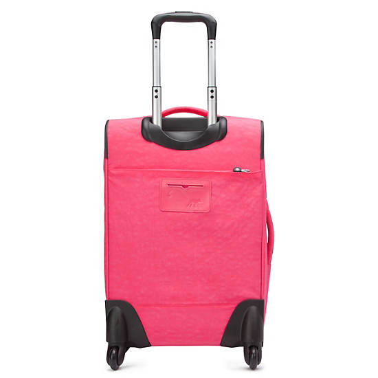 New York Lite Carry-On Wheeled Luggage,True Blue,large