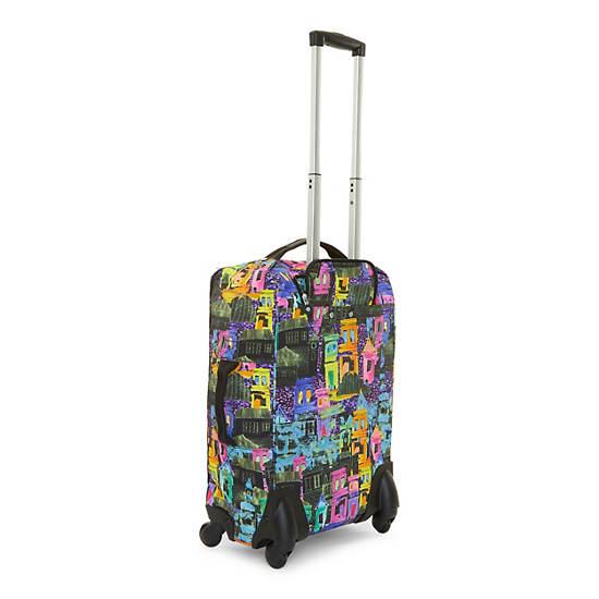 Darcey Small Printed Rolling Luggage,Coronado Streets,large