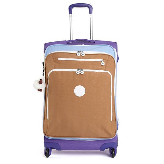 Natalie Joos New York Lite Carry-On,Joos Caramel Combo,large