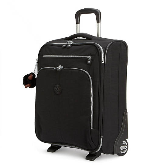 GOLDEN CITY LITE SUITCASE,Black,large