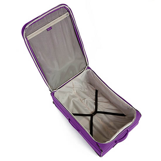 Parker Large Rolling Luggage,Tile Purple,large