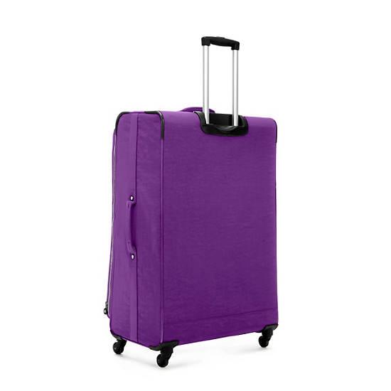 Parker Large Wheeled Luggage,Tile Purple,large