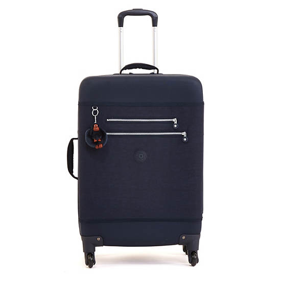Monti M Rolling Luggage,True Blue,large