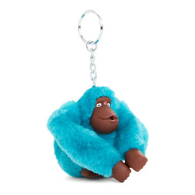 Sven Monkey Keychain - Polaris Blue