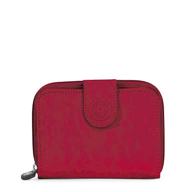 New Money Deluxe Wallet - Candied Red