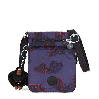 Eldorado Small Crossbody Bag - Floral Night