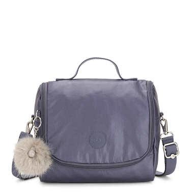 Kichirou Metallic Lunch Bag - Enchanted Purple Metallic