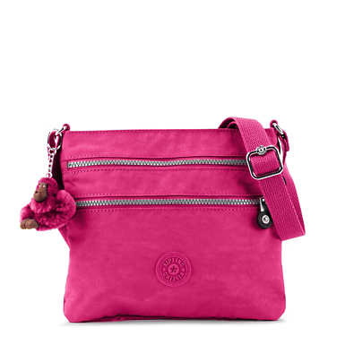 Abner Crossbody Bag - Very Berry