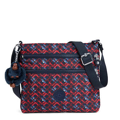 Abner Printed Crossbody Bag - undefined