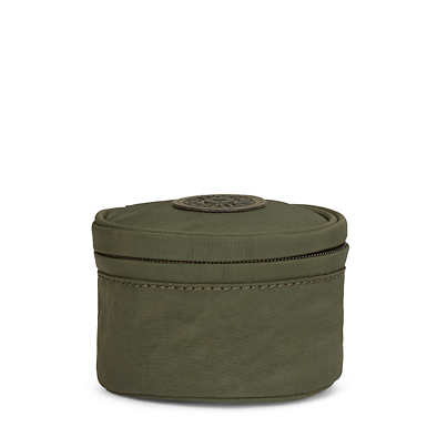 Sheena Travel Jewerly Pouch - Jaded Green