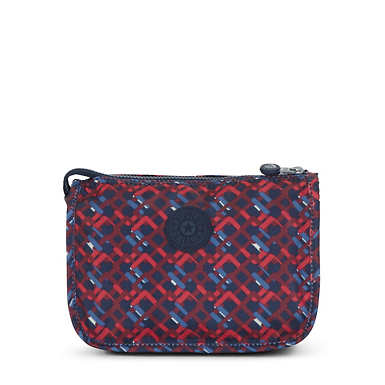 Harrie Printed Pouch - Groovy Lines