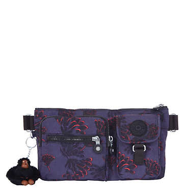 Presto Printed Convertible Belt Bag - Floral Night