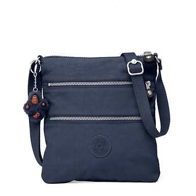 키플링 Kipling KeikoCrossbody Mini Bag,True Blue