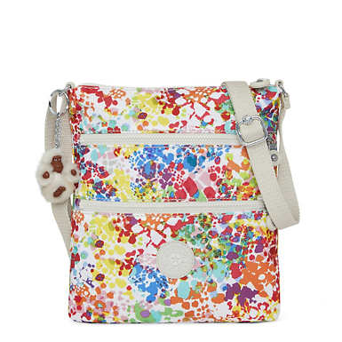 Keiko Crossbody Mini Bag - Color Burst Bright