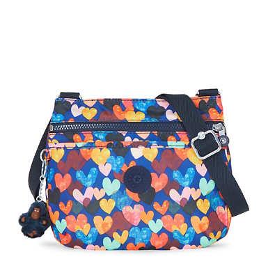 Emmylou Printed Crossbody Bag - Happy Dazzle