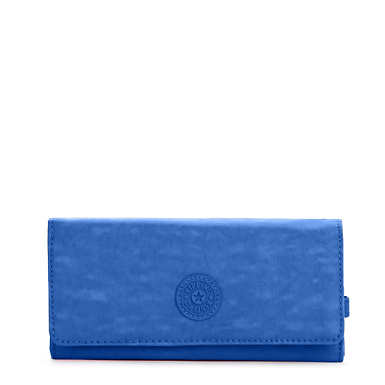New Teddi Snap Wallet - Beloved Blue