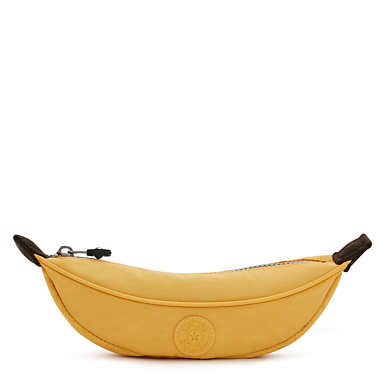 Banana Pencil Case - Yellow