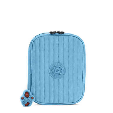 Nolan Pencil Case - Blue Grey