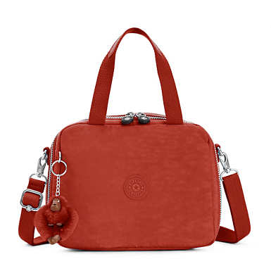 Miyo Lunch Bag - Red Rust