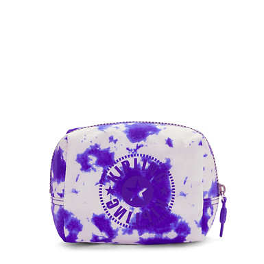 Doug Printed Pouch - Mariposa Wind Sapphire