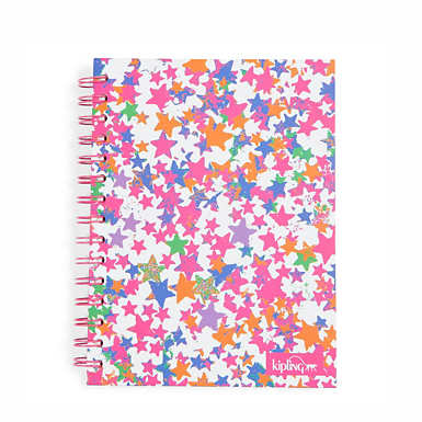 Printed Hardcover Notebook - undefined