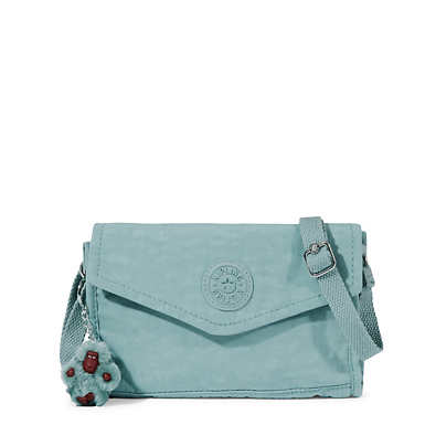 Bee Crossbody Mini Bag - Sea Green