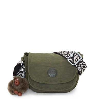 Braelyn Crossbody Mini Bag - Jaded Green