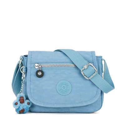 키플링 Kipling SabianCrossbody Minibag,Blue Beam Classic