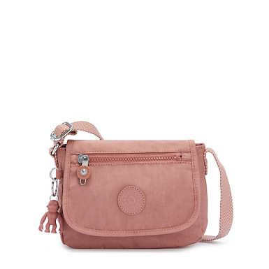 키플링 Kipling SabianCrossbody Minibag,Strawberry Pink
