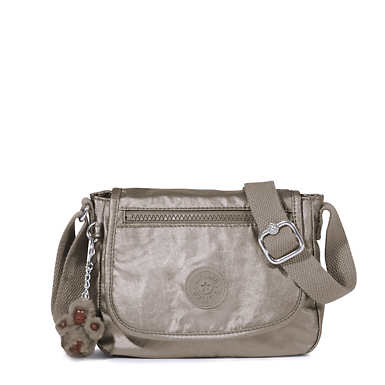 Sabian U Crossbody Metallic Mini Bag - undefined