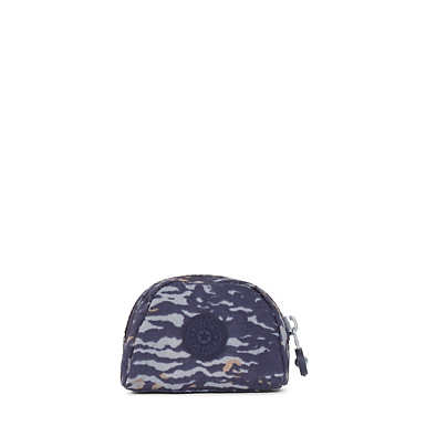 Trix Printed Coin Purse - Water Camo