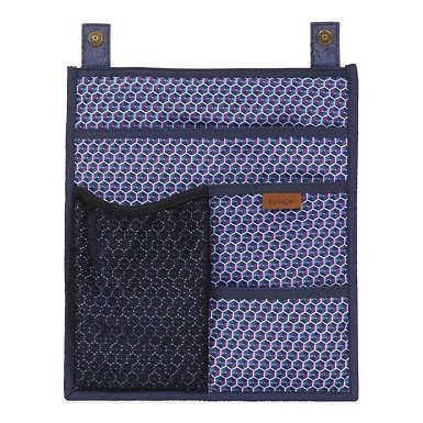 Super Organized Tote Bag Insert - Edge Print