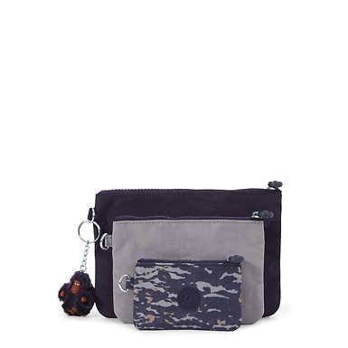 Iaka Small Pouch Set - Water Camo