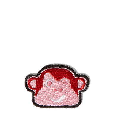Wink Monkey Peel and Stick Patch - Multi
